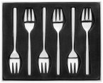 Stellar Cutlery Rochester Pastry Forks (Set of 6)