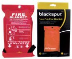 Blackspur 1m x 1m Fire Blanket