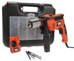 Black & Decker 710 Watt Drill and Sensor Kit