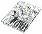 KitchenCraft Chrome Plated Flat Cutlery Tray