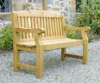 Zest4Leisure Emily 4ft Garden Bench