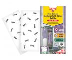 Zero In Demi-Diamond Clothes Moth Killer Refills (Pack of 2)