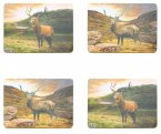 Lesser & Pavey Stag Placemats Set of 4