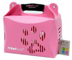Petface Eco Pet Carrier Pink Large