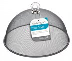 Kitchen Craft Round Metal Mesh Food Cover 25cm