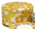 Emma Bridgewater Black Toast & Marmalade Large Cake Tin