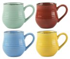 La Cafetiere Core Brights Colour Espresso Mugs, Set of 4
