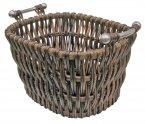 Manor Reproductions Bampton Willow Log Basket