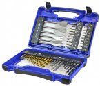 Faithfull 51 Piece Mixed Drill And Bit Set