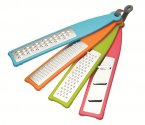 Colourworks Brights Set of Four Handheld Graters