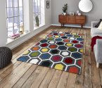 Think Rugs Sunrise 0130A - Various Sizes