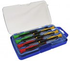 Faithfull Precision Screwdriver 7 Piece Set