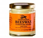 Cambridge Traditional Products Beeswax Polish Jar Neutral 142g/5oz