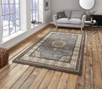 Think Rugs Heritage 4400 Silver
