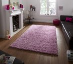 Think Rugs Vista 2236 Pink - Various Sizes