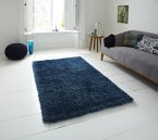 Think Rugs Monte Carlo Blue