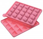 Sweetly Does it Silicone Celebrations Cake Pop Mould, 23cm x 18.5cm