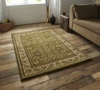 Think Rugs Heritage 993 Green