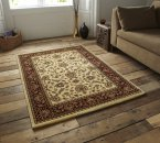 Think Rugs Heritage 993 Ivory/Red