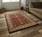 Think Rugs Heritage 993 Red