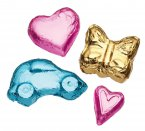 Sweetly Does It Foil Wraps 15cm, Pack of 12