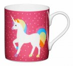 KitchenCraft Fine Bone China Mini Mug 250ml - Unicorn