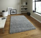 Think Rugs Vista 2236 Grey - Various Sizes
