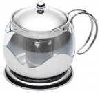 Le'Xpress Glass Infuser Teapot 900ml