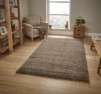 Think Rugs Loft 01810A Light Brown