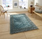 Think Rugs Sable 2 Light Blue