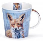 Dunoon Cairngorm Shape Fine Bone China Mug - Animals In Art - Fox