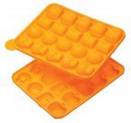 Spookily Does It Silicone Halloween Cake Pop Mould, 23cm x 18.5cm