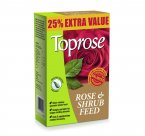 Toprose Rose & Shrub Feed (25% Extra Value)
