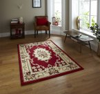 Think Rugs Marrakesh Red