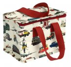 Rex Vintage Transport Design Lunch Bag