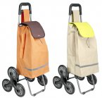 Metaltex Poppy Shopping Trolley (Assorted Colours)