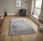 Think Rugs Montana Silver