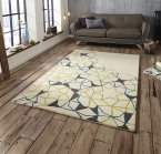Think Rugs Spectrum SP37 Ivory/Green/Blue