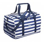 KitchenCraft Lulworth Jumbo Family Cool Bag Blue 30 Ltr