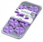 Bolsius Aromatic Wax Melts (Pack of 8) - French Lavender