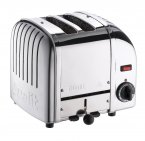 Dualit Classic Toaster 2 Slice Polished 20245