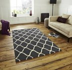 Think Rugs Elements EL 65 Grey - Various Sizes