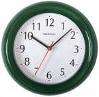 Acctim Wycombe Wall Clock Green