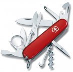 Victorinox Explorer Swiss Army Knife Multi Tool Red