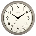 Acctim Amelia Wall Clock Barley