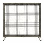Garden Trading Portobello Shelving Unit, Small - Mesh