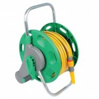 Hozelock 45m 2in1 Hose Reel with 25m Hose : 2431