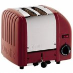 Dualit Classic Toaster 2 Slice Red 20246