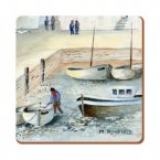 Creative Tops Coasters (Set of 6) Cornish Harbour