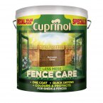 Cuprinol Less Mess Fence Care Autumn Gold 6 Litre
